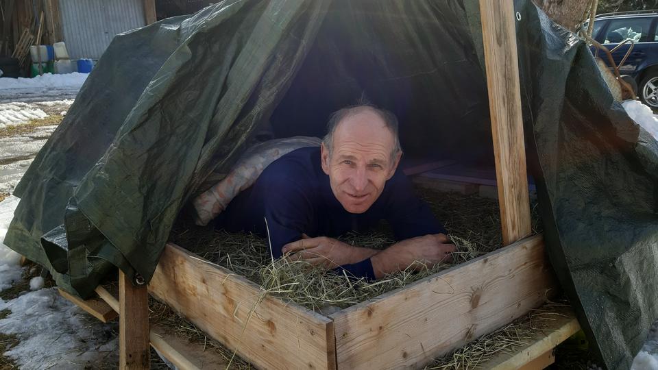 Nackt Im Zelt